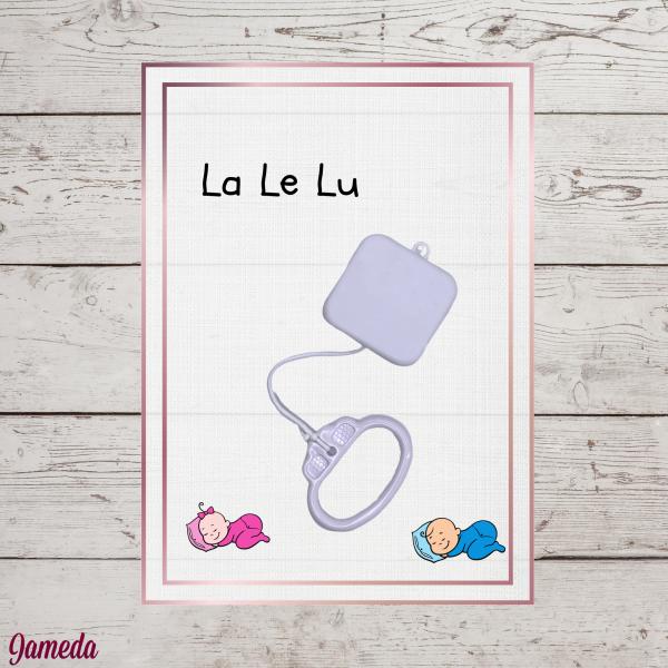 muziekdoosje La Le Lu